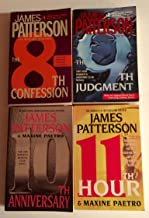 4 Books! 1) The  8th Confession 2) The 9th Judgement 3) 10th Anniversary 4) 11th Hour