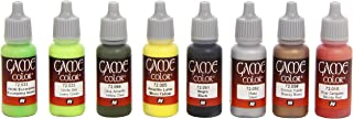 Vallejo Game Color Orcs & Goblins 8 Color Set Miniatures