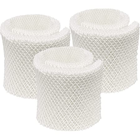 3pcs HIFROM Humidifier Wick Filter Replacement for Essick Air MAF-2 Air Care Filter MA0600 MA0601 MA0800 MA08000; Kenmore 15408 154080 17006 29706 29988 29880C