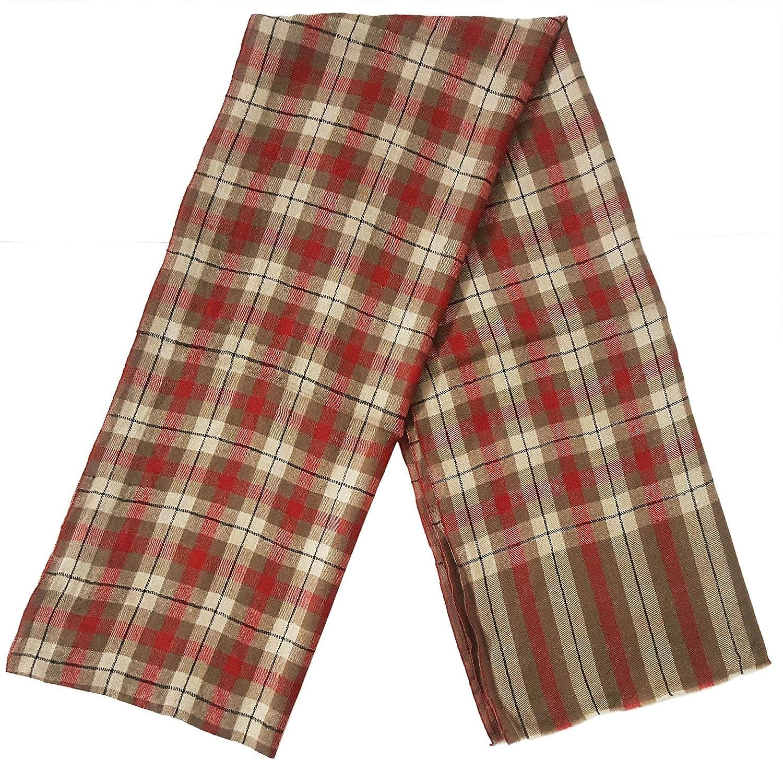 Mehrunnisa Handcrafted Pure Cashmere Pashmina Wool Muffler/Scarf Wrap – Unisex