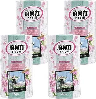 【まとめ買い】トイレの消臭力 フローラルパッション トイレ用 4個パック