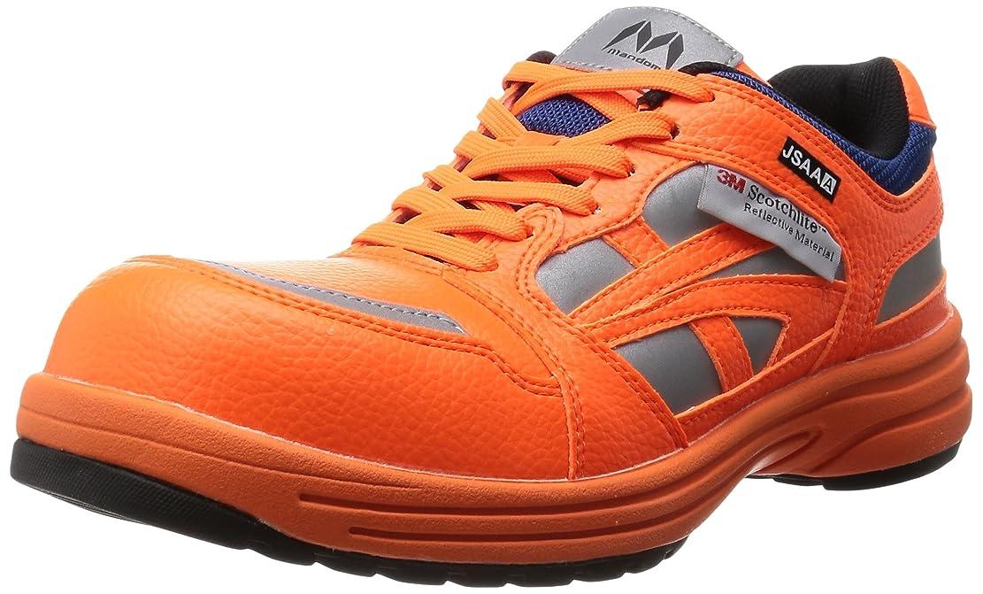 苦書士レパートリー[マルゴ] マンダムセーフティーReflect781 安全靴 作業靴 夜間作業 JSAA規格