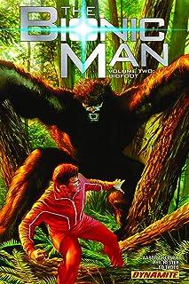 The Bionic Man Volume 2: Bigfoot