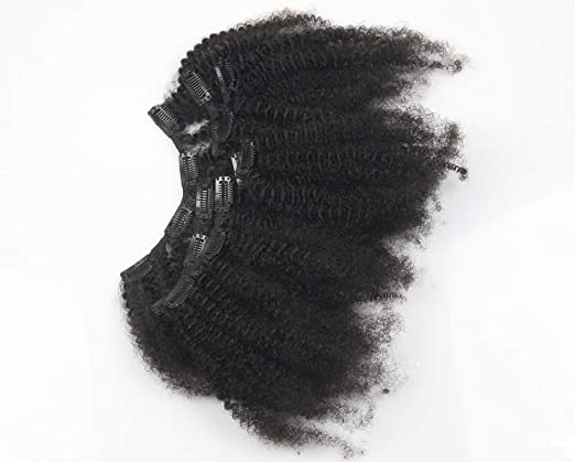 Tongda Curly Clip in Human Hair Extensions