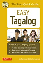 Easy Tagalog: Learn to Speak Tagalog Quickly (CD-ROM Included) (Easy Language Series)