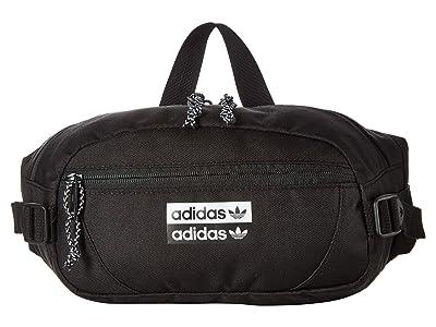 adidas Originals Originals Utility Crossbody (Black/White) Cross Body Handbags