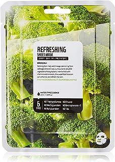 FARMSKIN Superfood Refreshing Face Mask, Broccoli, 25 ml