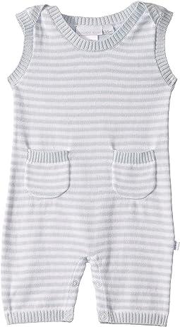 Stripe Shortalls (Infant)