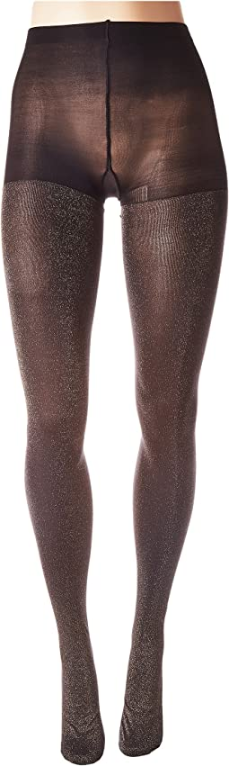 HUE - Plaid Tights with Control Top