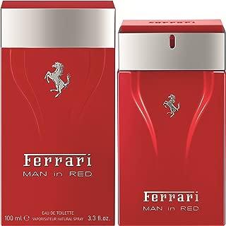 ferrari man in red perfume