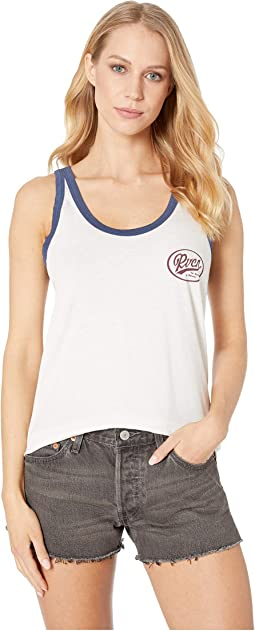 One Shott Ringer Tank Top