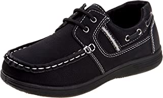 Josmo Boys Slip On Boat Shoes (Toddler/Little Kid/Big Kid)