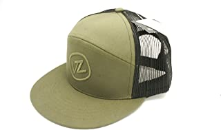 Von Zipper Cap Hat S.S. Meshy spilt Hat Green Black