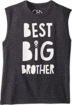 Extra Soft Big Brother Tank Top (Little Kids/Big Kids)