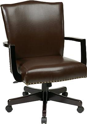 Amazon Com Serta Bonded Leather Big Amp Tall Executive