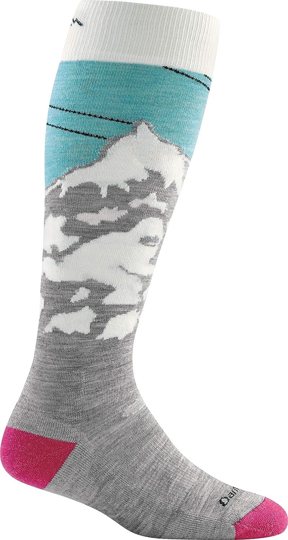Darn Tough Oklahoma City Mall Yeti Over The - Women's Socks Light Calf Japan Maker New