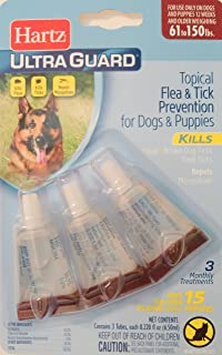 UltraGuard Flea Treatment Drops Puppies