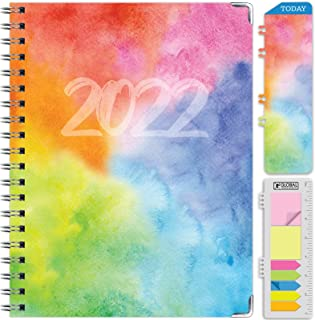 """$21 » HARDCOVER 2022 Planner: (November 2021 Through December 2022) 8.5""""x11"""" Daily Weekly Monthly Planner Yearly Agenda. Bookmar..."""