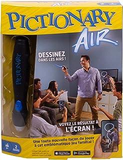 Pictionary Air, jeu de société et de dessin dans les airs, avec résultat à l'écran, version française, GJG13
