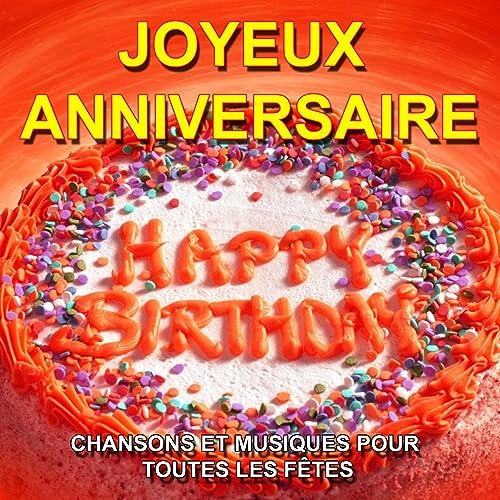 Joyeux Anniversaire Creole De The Grostanboy S Sur Amazon Music