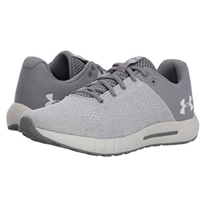 Under Armour UA Micro G Pursuit (Steel/Elemental/White) Women