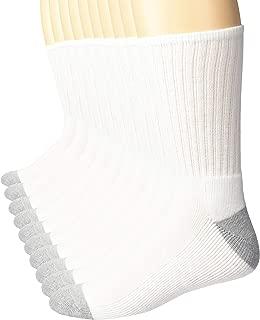 white crew socks bulk
