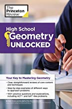 High School Geometry Unlocked: Your Key to Mastering Geometry (High School Subject Review) (English Edition)