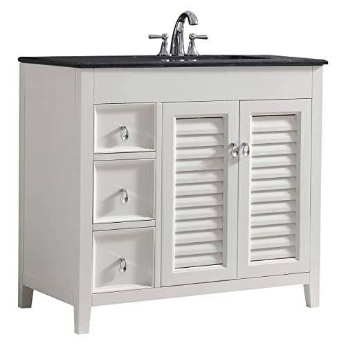 36 inch bathroom vanity with drawers - Small bathroom vanity with drawers ...