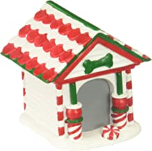 Department 56 Peppermint Dog House General Accessory
