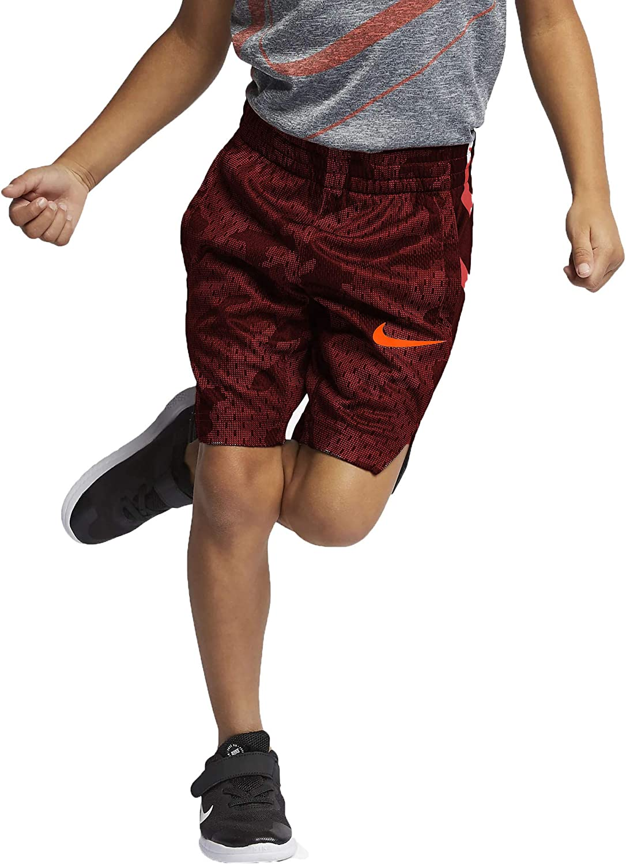Nike Boy`s Elite Printed Shorts