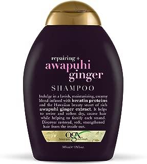 OGX Shampoo, Repairing Awapuhi Ginger, 13oz