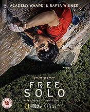 Free Solo [Blu-ray] [Reino Unido]
