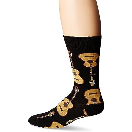 Socksmith Men's Guitars Socks