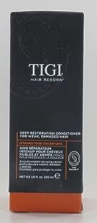 TIGI Hair Reborn Deep Restoration Conditioner 8.5oz