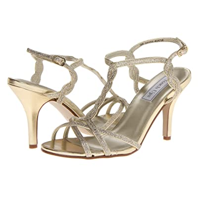 Touch Ups Fran (Gold Glitter) High Heels