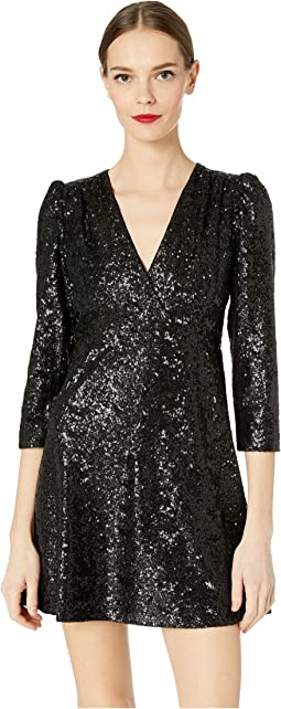 Glitzy Ritzy Sequin Dress