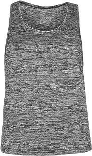 USA Pro Womens Boyfriend Tank Top Ladies Sleeveless Workout Vest Black 18 (XXL)