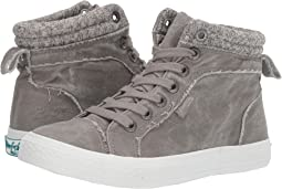 Wolf Grey Smoke 16 oz Canvas/Off-Grey Bobsled Knit