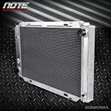 For FORD MUSTANG 1979-1993 MT&AT Performance Aluminum Racing Cooling Radiator Replacement