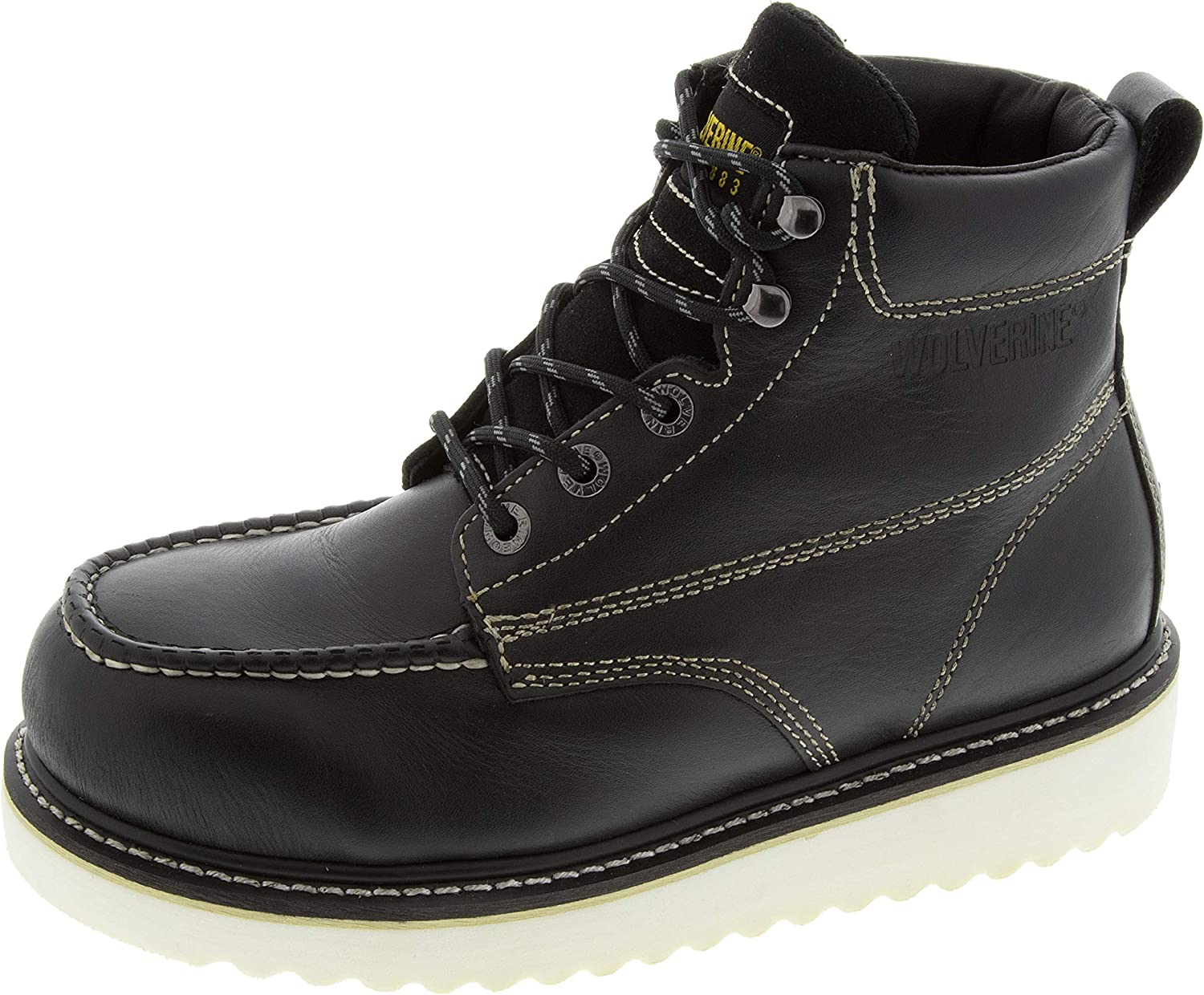 Wolverine Men& 39;s W08289 Wolverine steel toed Boot