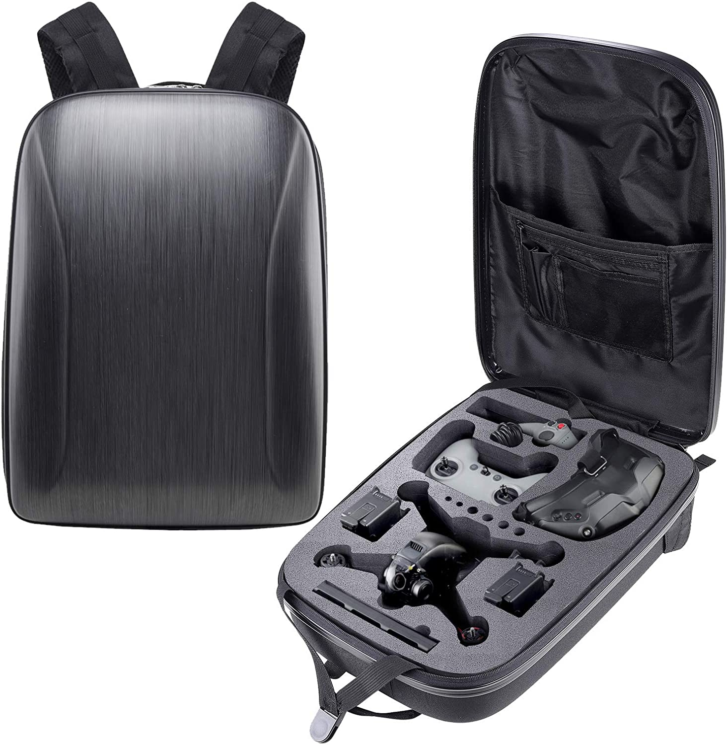 Portable Hard Case for Quality inspection Max 71% OFF DJI Backpack Waterproof FPV Combo