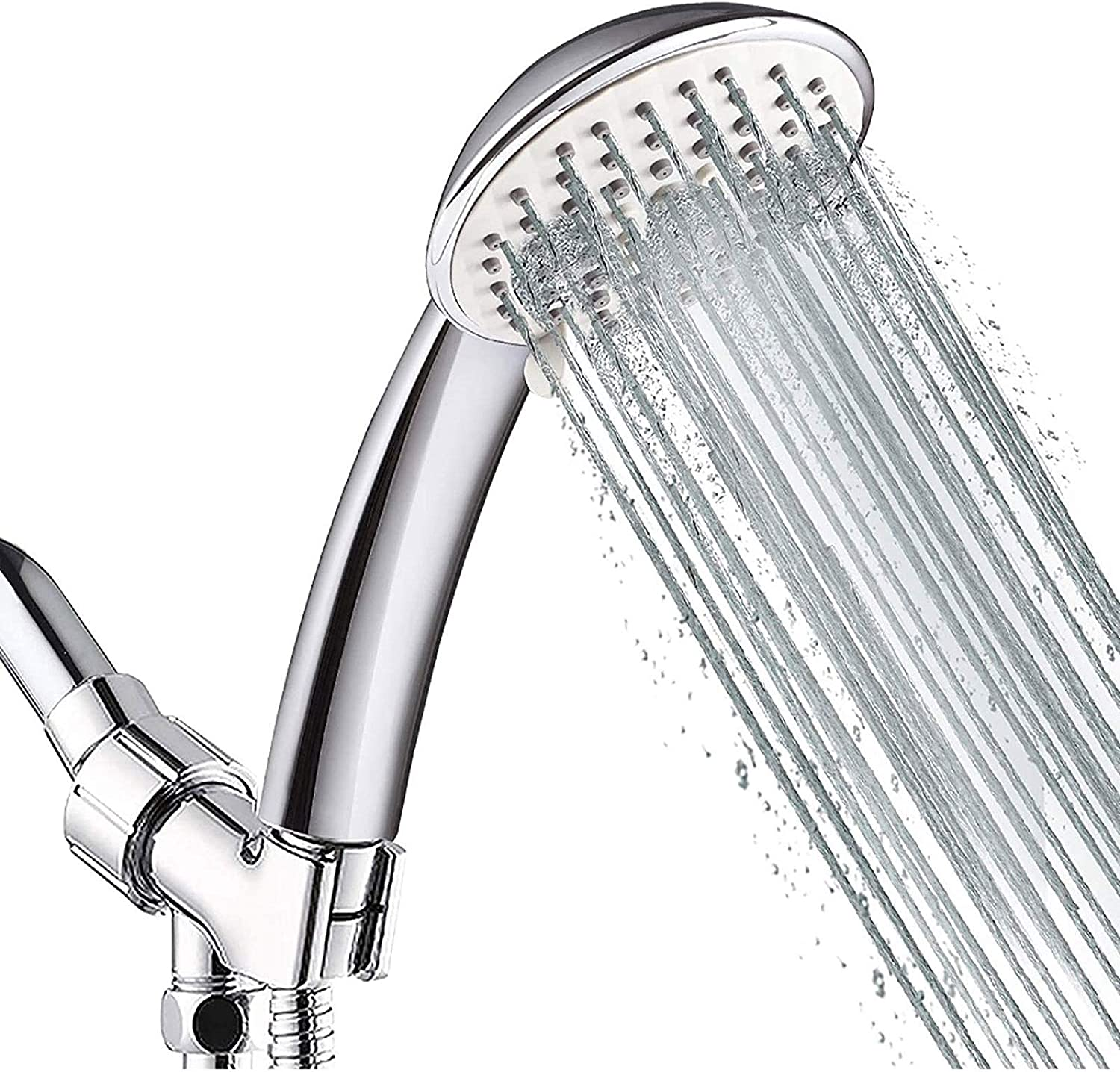 Multi-Functions Powerful Spray Hand OFFicial site Held 5 Set Seattle Mall Showerhead
