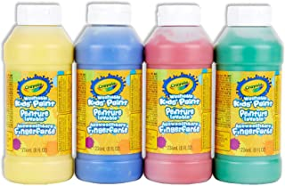 Crayola 4-Count of 236 ml Washable Paint Arts & Crafts