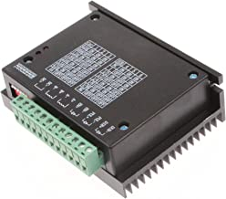 NOYITO TB6600 5A 2-phase Stepper Motor Drive Controller DC 12 to 48V 250W 1 2 4 8 16 6-speed Segmentation Suitable for driving 60 57 42 39 2-phase 4-phase Hybrid Stepper - New Upgrade