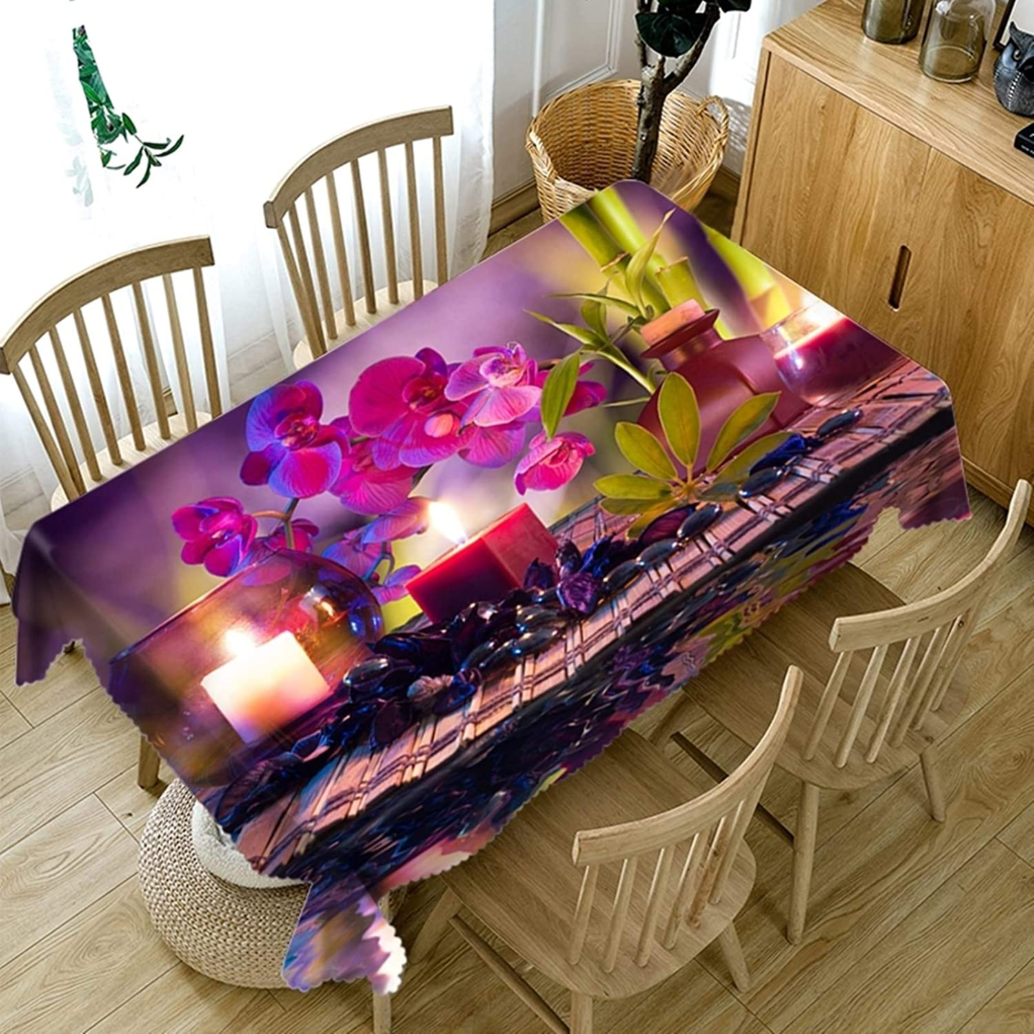 Agoble Direct sale of manufacturer Dinner Table Cover Colorful Bam Outlet ☆ Free Shipping Plum Blossom Aromatherapy