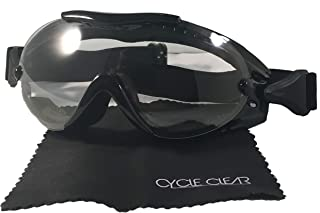 Óculos Cycle Clear ZL Series Over Glass (Clear)