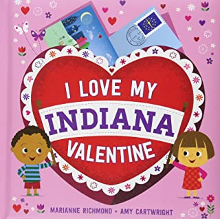 I Love My Indiana Valentine (I Love My Valentine)