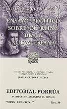 ENSAYO POLITICO SOBRE EL REINO DE LA NUEVA ESPA#A (SC039)