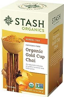 Best stash organic gold cup chai tea Reviews