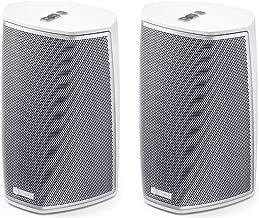 Denon HEOS 1 Wireless Streaming Speaker Pair - Series 2 (White)